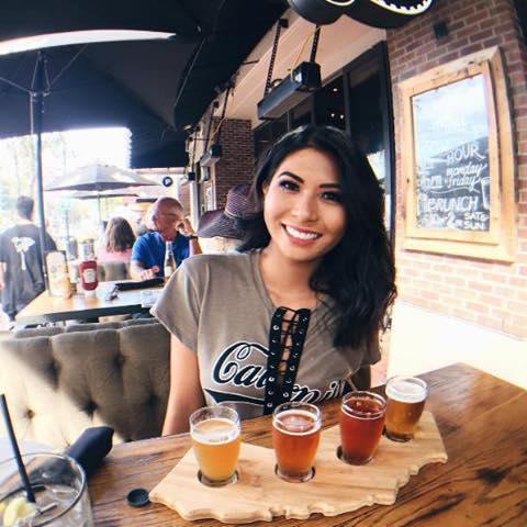 Beer Flights at Union Gaslamp